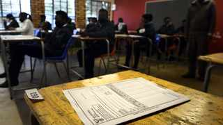 National Professional Teachers' Organisation of SA executive director Basil Manuel said pupils must remain in class for as long as possible to catch up with the syllabus. Picture: Oupa Mokoena/African News Agency (ANA)