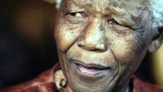 Nelson Mandela remains one of the world's most beloved figures even as his public appearances have become rare. File photo: Reuters