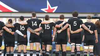 New Zealand Rugby is looking for an investor partner. Photo: @AllBlacks via Twitter