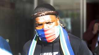 Ngizwe Mchunu is expected to remain behind bars for the next seven days. | Bongani Mbatha African News Agency (ANA)
