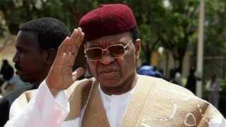 Niger's former President Mamadou Tandja has died, the presidency announced in a statement on Tuesday. Twitter/@PresidenceNiger