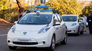 Nissan is already testing out a self-driving Leaf, but there is much more to come from Japan as the carmakers and electronics companies team up.