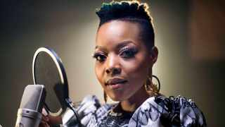 Nomcebo Zikode started her music career as a backing vocalist until she got a big break. Picture: Supplied