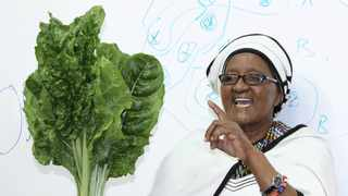 Nompumelelo Ngoqo, founder of the Urban Rural Development and Capacity Building project. Picture: African News Agency (ANA)