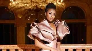 Nomzamo Mbatha making waves in Hollywood as a lead on 'Coming 2 America'. Picture: Supplied