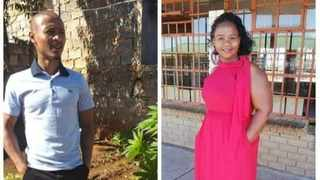 Noqayisa Tshwane and her second born son Jefferson Johnson were found dead in the Zesfontein maize plot on Monday. Picture: Facebook.