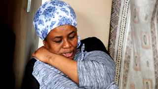 Nozuko Mbovane, the mother of Sinathi Magqazana, of Zwelihle, who was allegedly killed by her boyfriend at the weekend. Picture: Ayanda Ndamane/African News Agency (ANA)