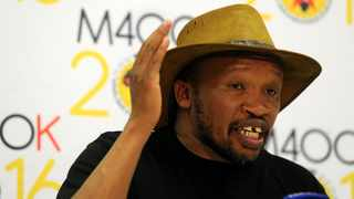 Numsa's Irvin Jim says should the SOEs collapse, hundreds of workers and their families would suffer. Picture: Werner Beukes/SAPA