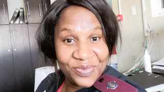 Nurse Portia Maloyi is happy she has recovered from Covid-19 and has been able to return to the work she loves.