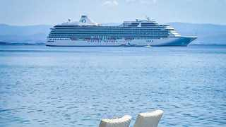Oceania Cruises unveiled its 2023 Around The World in 180 Days voyage this week. Picture: Instagram.