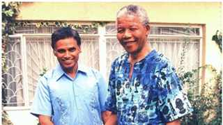 On what would have been Mandela's 103rd birthday today, former political prisoner Ebrahim Ebrahim reflects on the leadership shown by the former statesman. Picture: Supplied
