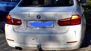 One suspect escaped, while two others were arrested when suspected hijackers opened fire at police during a shootout in Bedfordview.