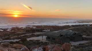 Open from August 13 to September 12, 2021, travellers will immerse themselves in some of the most stunning views. Picture: Namaqua Flower Camps.