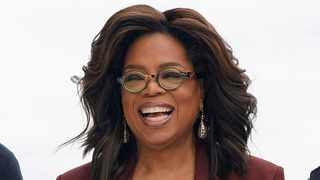 Oprah Winfrey during an event to announce new Apple products in Cupertino, Calif. Picture: AP Photo/Tony Avelar, File