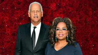 Oprah Winfrey is trying to make her long-time boyfriend Stedman Graham's stay in isolation as comfortable as possible. Picture from Instagram