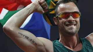 Oscar Pistorius accidentally fired a gun shot in a busy Melrose Arch restaurant in Johannesburg in January, narrowly missing a friend's foot, according to a report. File photo: Reuters