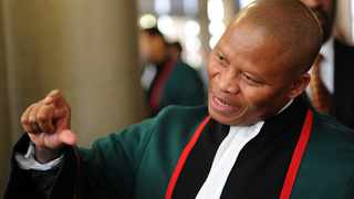 Outgoing Chief Justice Mogoeng Mogoeng .Picture: Werner Beukes/SAPA/African News Agency (ANA) Archives