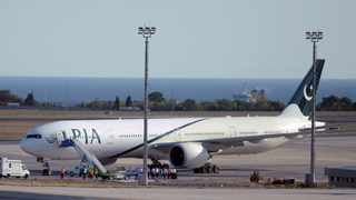 Pakistan International Airlines accused pilots of obtaining licenses by having others take exams for them. Picture:AP Photo/File.