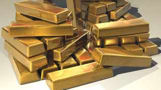 Pan African Resources said yesterday that it expected its half-year earnings to surge by more than 90 percent, boosted by an increase of 27.4 percent in the gold price. Photo: File