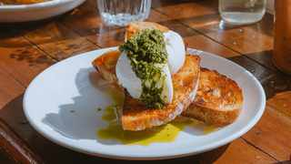 Pesto eggs are trending on the social media site. The name might seem to give the trick away, but this is more than just adding pesto to your eggs. PICTURE: Unsplash