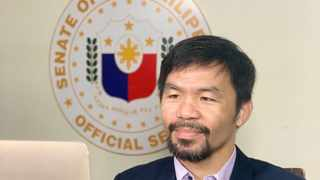 Philippine boxing champion Manny Pacquiao will face former two-weight UFC champion Conor McGregor in the ring next year, and part of proceeds from the fight will go to coronavirus victims in his country, his office said on Saturday. Photo: @MannyPacquiao via Twitter