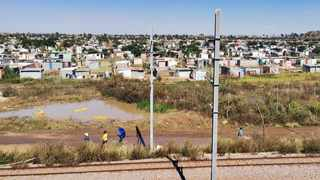 Pienaarspoort Extension 20 and 21, in Mamelodi East, are some of the areas that will be formalised. Picture: Oupa Mokoena African News Agency (ANA)
