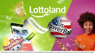 Place a R55 bet on Lottoland and the outcome of the US Powerball, and you stand a chance to win an incredible R5.3 billion Rand.