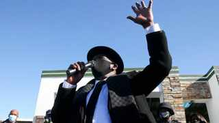 Police Minister Bheki Cele. Picture Leon Lestrade/African News Agency (ANA) Archives