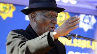 Police Minister General Bheki Cele. Picture: Tracey Adams/African News Agency (ANA)