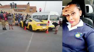 Police Reservist Thembani Mbali Jele was murdered with her boyfriend, allegedly by a former lover.
