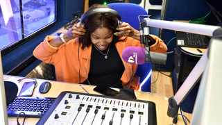 Portia Mashigo and the rest of her colleagues returned to the airwaves on July 20 from Boston Media House, courtesy of Jacaranda FM and Tuks FM. Picture: African News Agency (ANA)