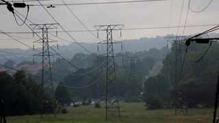 Power projects selected in the tender will have to begin commercial operations by the end of June 2022 to assist power supplier Eskom which battles with breakdowns and shortages. Picture: Kim, Ludbrook, EPA.