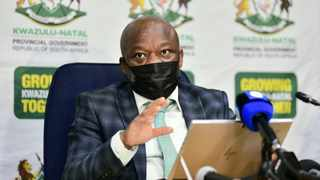 Premier Sihle Zikalala said the provincial government was not happy with the slow progress with dealing with the perpetrators of the violence and looting. File Picture.