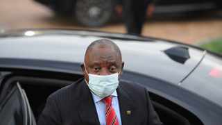 President Cyril Ramaphosa File picture: Henk Kruger/African News Agency (ANA)