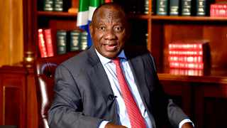 President Cyril Ramaphosa addressing the launch of the 'Recover Better Together' post Covid-19 Campaign. The campaign seeks to create momentum for global Covid-19 pandemic recovery and a return to the implementation of global goals.m The initiative is organized by Global Citizen under the patronage of EU Commission President Ursula Von Der Leyen. Picture: Elmond Jiyane, GCIS.