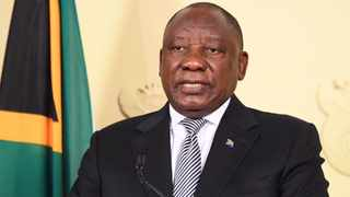 President Cyril Ramaphosa on Sunday announced a range of measures to support economic recovery and provide relief to the poor and the vulnerable. Picture: Elmond Jiyane/GCIS