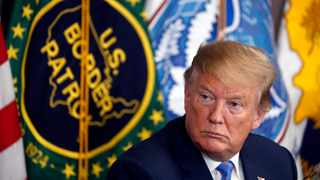 President Donald Trump proposed overhauling the US immigration system to favour young, English-speaking applicants instead of people with family ties to Americans. Picture: AP Photo/Jacquelyn Martin, File