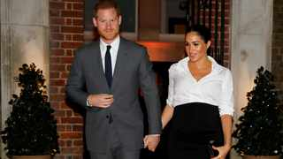 Prince Harry and Meghan, Duchess of Sussex. Picture: AFP, POOL