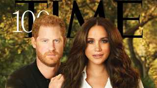 Prince Harry and Meghan Markle make TIME Magazine's 100. Picture: Bang Showbiz