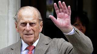 Prince Philip, husband of Queen Elizabeth, has died aged 99, Buckingham Palace said on Friday. Picture: African News Agency Archives