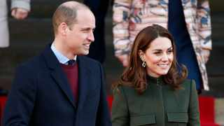Prince william and Duchess Catherine. Picture: Bang Showbiz