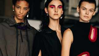 Proenza Schouler show at New York Fashion Week. Picture: Instagram