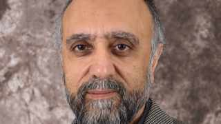 Prof Faizel Bux from the Institute of Water and Wastewater Technology at the Durban University of Technology.