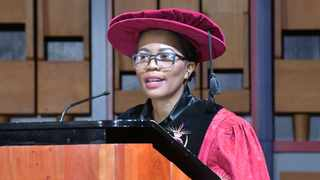 Professor Puleng LenkaBula is the first female vice-chancellor and principal of the University of South Africa. Picture: Unisa