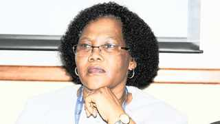 Professor Xoliswa Mtose is vice-chancellor and principal of the University of Zululand.