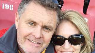Property mogul Jason Rohde has been arrested for the murder of his wife, Susan, at Spier last month.