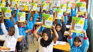 READ to RISE seeks to inspire children to read by giving them access to new, high quality books. Picture: Supplied
