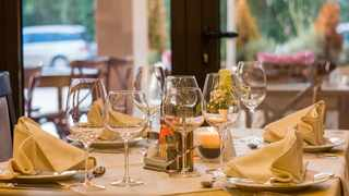 Rasa chief executive Wendy Alberts said probably less than 20% of restaurants would be opening this week despite new regulations which allow for sit-down meals under lockdown level 3 regulations. Picture: Pixabay