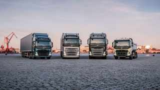 Refreshed 2021 Volvo Trucks range launched in South Africa
