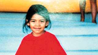 Renata Ismail before her disappearance. FILE